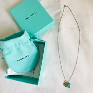 4583c7eff6d Women Tiffany Blue Box Necklace on Poshmark